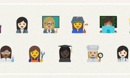 رموز تعبيرية Emoji جديدة تدعم مساواة في العمل بين المرأة والرجل و إختلاف الوان البشرة