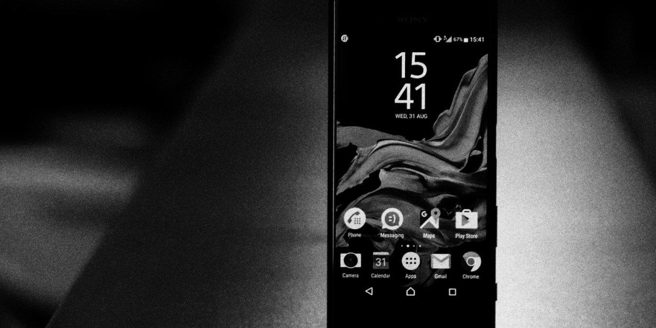 هاتف Xperia XZ يعيد لنا ذكريات الماضي