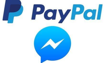 Facebook Messenger يدعم الدفع عبر Paypal