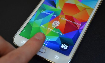 تسريبات تؤكد وجود حساس البصمة داخل شاشة هاتف Galaxy S8
