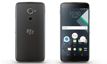 رسميا.. بلاك بيري تعلن عن هاتفها الجديد DTEK60 بسعر 499$