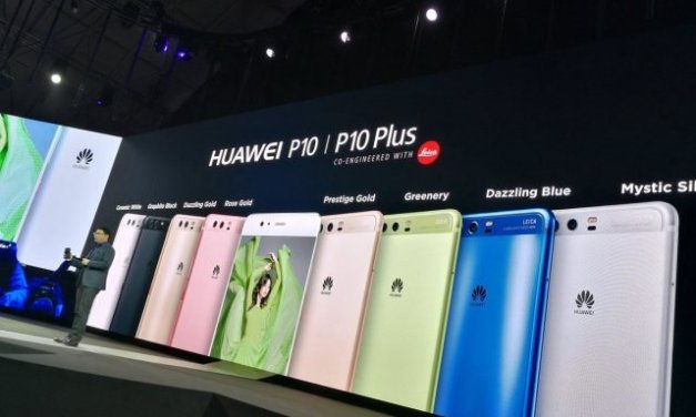 MWC 2017: رسميا هواوي تعلن عن هاتفي Huawei P10 و Huawei P10 Plus#
