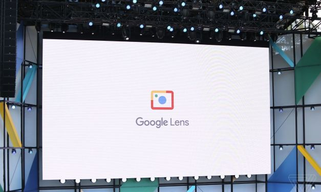 I/O17# #جوجل تكشف عن #Google_Lens للتعرف على الأشياء بكاميرا الهاتف