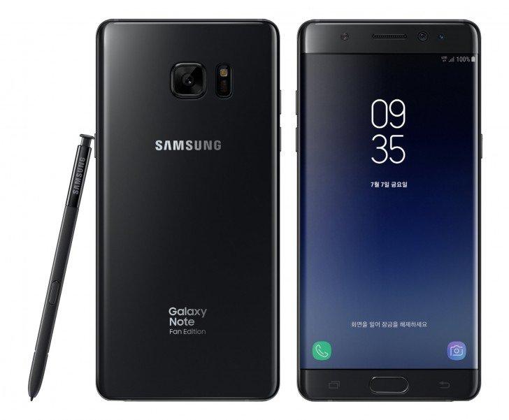 ّ#سامسونج تعلن رسميا عن موعد إطلاق نسخة جديدة من Galaxy Note7#