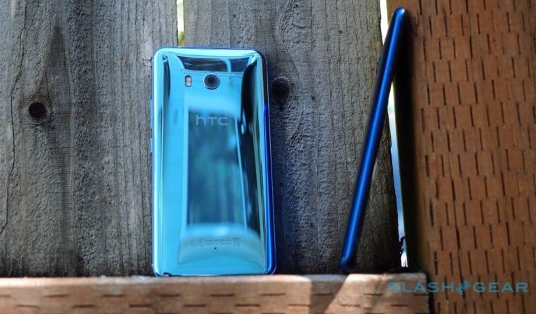 هاتف HTC القادم يظهر في اختبار GFXBench، شاشة كبيرة بدون إطار