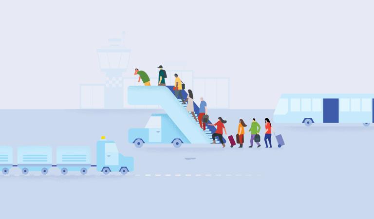 تطبيق الحجوزات من Google سيتنبأ بالرحلات المتأخرة