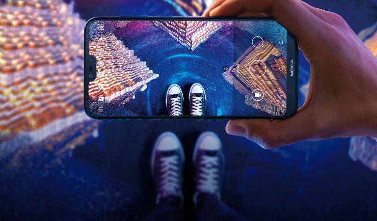 #بيان_صحفي: هاتف نوكيا الذكي Nokia 6.1 Plus من HMD يصل السوق السعودي