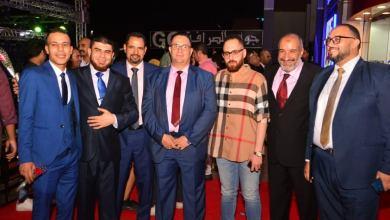 """صورة نجوم الفن والمشاهير يحتفلون بافتتاح مدرسة كشري """"أبو طارق"""" بالتجمع الخامس"""