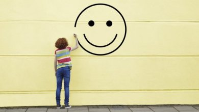 صورة السعادة الحقيقية والسعادة الوهمية والفرق بينهما