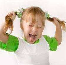 صورة كلمة لقلب أم عن هستيريا الطفولة