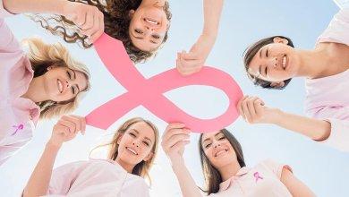 صورة الشهر الوردي وارتباطه بسرطان الثدي