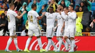 صورة ريال مدريد الفوز أو السقوط إلى الهاوية