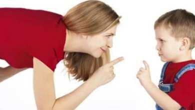 صورة الأساليب الخاطئة لتربية الأطفال