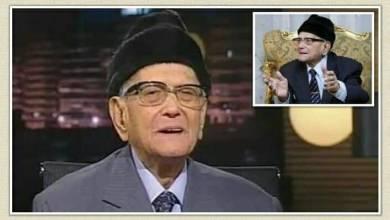 """صورة د. محمود حافظ إبراهيم دنيا """"رجل القرن """""""