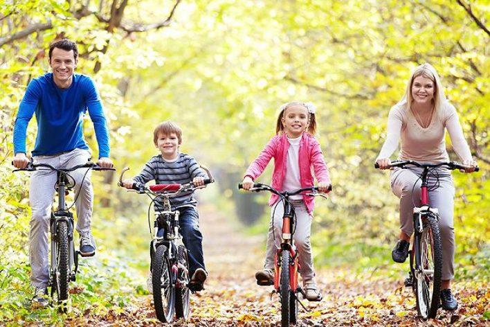 ركوب الدراجة يحافظ على سلامة العقل