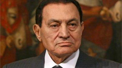 صورة تشييع الرئيس المصري الأسبق حسني مبارك من شرق القاهرة