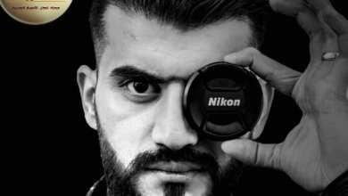 """صورة """"عمر الشاهر """"جسر معلق يصل بين ضفاف الفن ( رحم الله امرءاً عرف حده فوقف عنده )"""