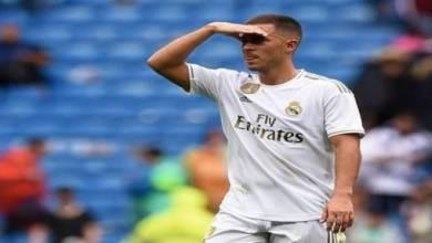 صورة هل عودة هازارد ستجعل ريال مدريد أفضل؟