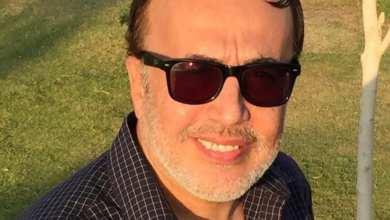 """صورة """"د.أيمن عبد الرحمن """" أحب دوري في مسلسل """"عيون ورماد """"مع النجم أيمن زيدان .ومهنة التمثيل خذلتني"""