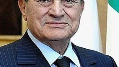 Photo of وفاة الرئيس الأسبق محمد حسني مبارك