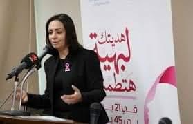 """مايا مرسي تقود مبادرة """"سيدات مصر"""" لتخفيض قوائم الانتظار بمؤسسة بهية"""