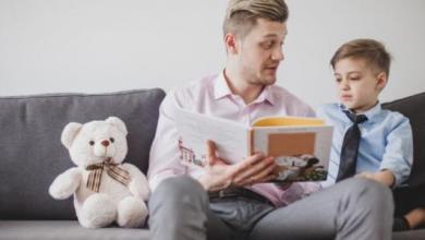 صورة أساليب تربوية ناجحة لتربية الأبناء.