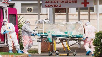 Photo of إيطاليا : في يوماً واحد كورونا يحصد أرواح ما يقارب 1000 شخصاً