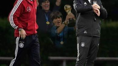 صورة حال يواكيم لوف مدرب المنتخب الألماني بعد تأجيل يورو 2020