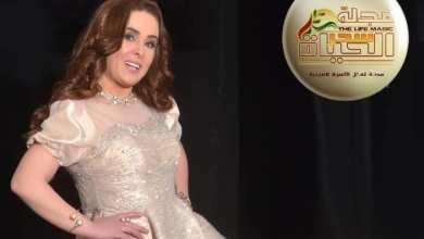 """صورة """" حنان شوقي""""الشهرة بالنسبة لي نجاح الشخصية التي أقدمها ..والمرأة العربية أقوى امرأة بالعالم"""