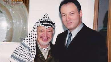 """صورة السفير جبران طويل """" قدمت التسهيلات والخدمات الاستثنائية للجالية الفلسطينية في ظل أزمة كرونا"""""""