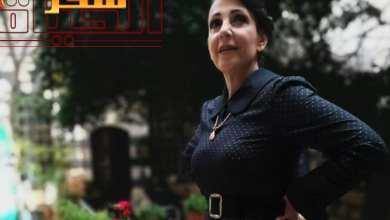 """صورة """"وفاء موصلي """" """"مرّر المخرج فترة انقضاء 10 سنوات برشاقة وإيقاع سريع فلم تقع المشّاهد في مطب الملل"""