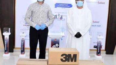 صورة رجل الأعمال مايك فقيه يثمّن خدمات «إسعاف دبي» وجهودها في مواجهة «كورونا»