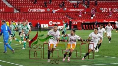Photo of إشبيلية يتغلب على ريال بيتيس بنجاح