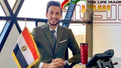 """Photo of أحمد الزقازيقي يبدأ أولى تجاربه الإعلامية ببرنامج """"بين السما والأرض"""""""