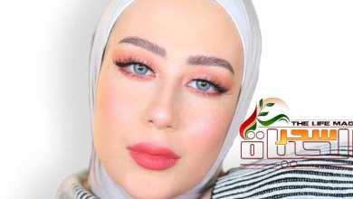 صورة شهد ناصر: لفة الحجاب البسيطة تزيد البنت أناقة