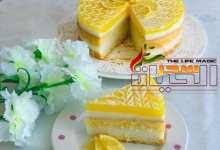 Photo of طريقة تحضير كيكة الليمونالشهية
