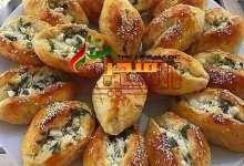 Photo of طريقة صنع الخبز التركي المحشي بالجبن