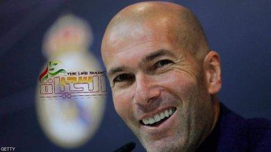 صورة تابعوا معنا : احتمال مغادرة زيدان ريال مدريد