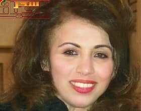 """Photo of """"منى شابو """"الكاتبة والناشطة الحقوقية تدافع عن المراة وتكشف عن معانتها داخل المجتمعات العربية."""