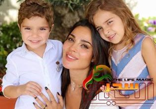 صورة نادين نسيب نجيم في المستشفى وكاريس بشار ناجية