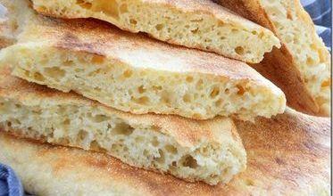 """Photo of تحضير خبز المطلوع """"خبز الطاجين من المطبخ الجزائري التقليدي"""""""