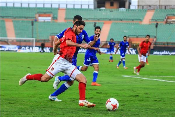 كأس مصر( دور ال ١٦)الأهلي في مواجهة الترسانة اليوم