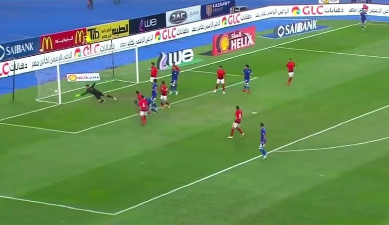 """""""كأس مصر"""" الأهلي يتأهل إلى دور الثمانية"""