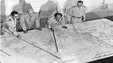 صورة عبور حرب أكتوبر من الهزيمة إلى النصر والسلام /مهندس حرب أكتوبر محمد عبد الغنى الجمسى