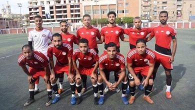 صورة رجال نادي الرحلات بسوهاج في مسابقة القسم الثالث الموسم الجديد
