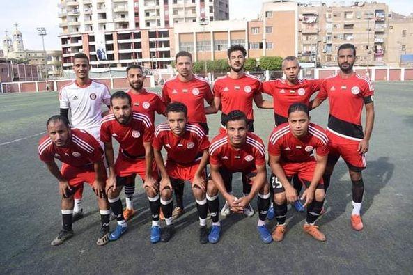 رجال نادي الرحلات بسوهاج في مسابقة القسم الثالث الموسم الجديد