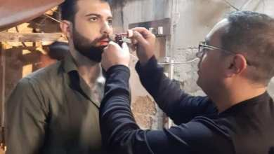 """صورة """"حيدر أحمد """"موسم حافل مابين السينما والإعلان والتلفزيون"""
