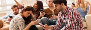 احظر إدمان الهواتف الذكية يعرضك للاضطراب النفسى