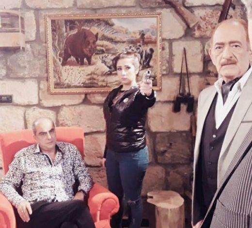 الفنانة السورية جوري علي تتألق هذا الموسم بين السينما والتلفزيون