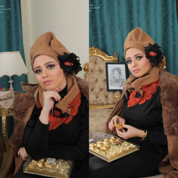 """المصممة """"ياسمين خطاب"""" تطلق مجموعتها المميزة """"snake house"""" للأزياء والتربون"""